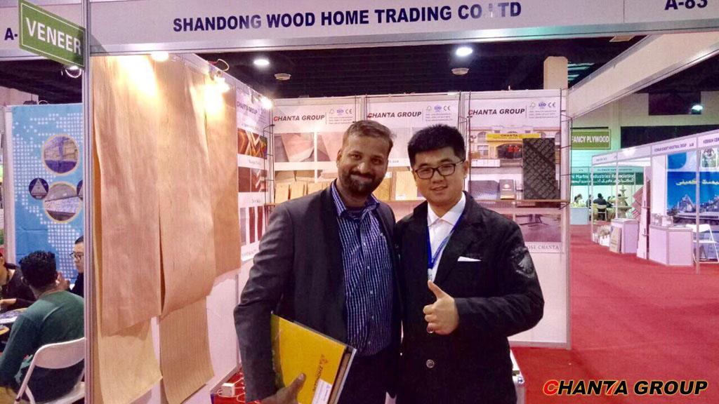 pakistan plywood customer